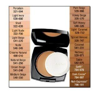 Avon True Color Flawless Cream-to-Powder Foundatio
